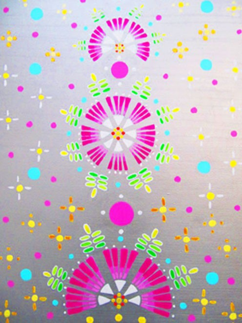 Bobinsana Tree Medicine - Greeting Card